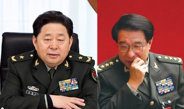 Tướng quân đội Trung Quốc dâng con gái cho cấp trên để thăng quan - Ảnh 1