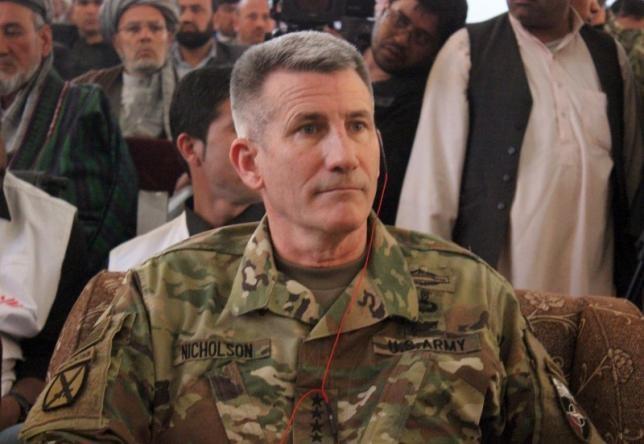Afghanistan và Mỹ tiêu diệt 300 chiến binh IS chỉ trong 1 chiến dịch - Ảnh 1