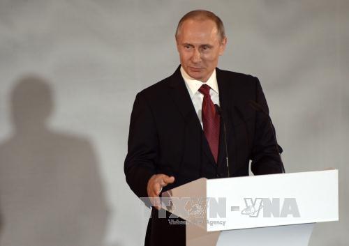 Ngoại giao - nước cờ hiện nay của ông Putin về Ukraine - Ảnh 1