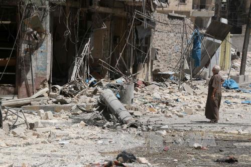Nga sẵn sàng ngừng bắn nhân đạo tại Aleppo từ tuần tới - Ảnh 1