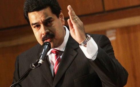 Venezuela: Tổng thống cảnh báo nguy cơ xảy ra đảo chính - Ảnh 1