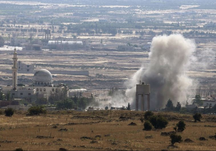 Mỹ cảnh báo về việc bắn hạ máy bay chính quyền Syria - Ảnh 1