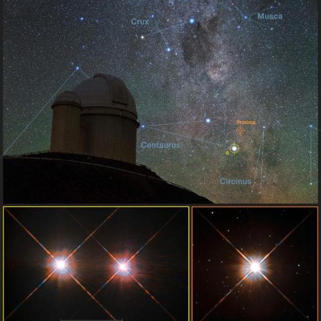 """Phát hiện """"Trái đất thứ 2"""" nằm gần Hệ Mặt trời nhất - Ảnh 2"""