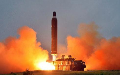 Mỹ và đồng minh lên tiếng phản đối Triều Tiên thử tên lửa - Ảnh 1