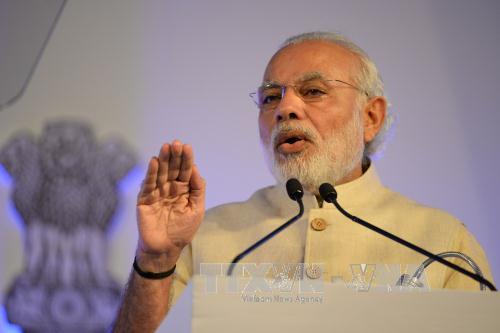 Thủ tướng Ấn Độ thăm chính thức Việt Nam - Ảnh 1