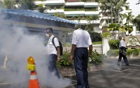 Mỹ và Hàn Quốc ban hành cảnh báo đi lại tới Singapore do dịch Zika - Ảnh 1