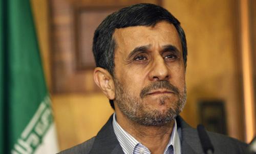 Cựu tổng thống Iran gửi thư đòi Tổng thống Obama 2 tỷ USD - Ảnh 1