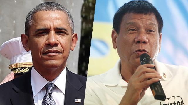 Ông Obama lại bất ngờ gặp ông Duterte sau sự cố ngoại giao - Ảnh 1