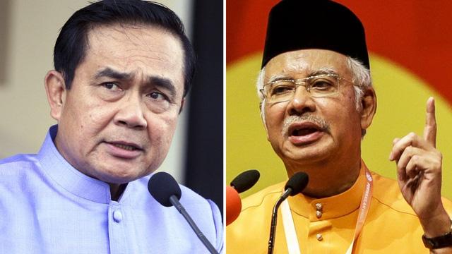 Thái Lan, Malaysia lên kế hoạch xây tường dọc biên giới - Ảnh 1