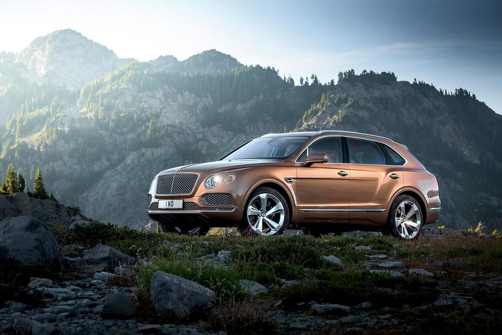 Giải mã bí mật của mẫu SUV nhanh nhất từ Bentley - Ảnh 2