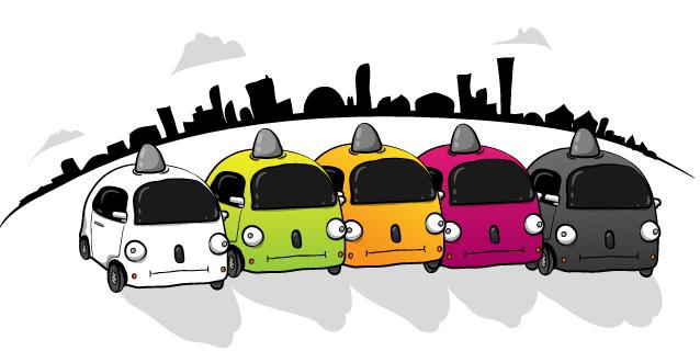 6 cảm nhận khi trải nghiệm xe tự lái của Google - Ảnh 3