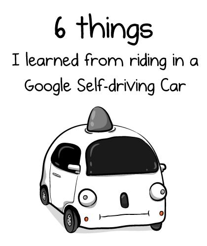 6 cảm nhận khi trải nghiệm xe tự lái của Google - Ảnh 1