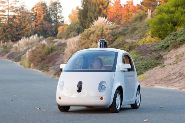 6 cảm nhận khi trải nghiệm xe tự lái của Google - Ảnh 2