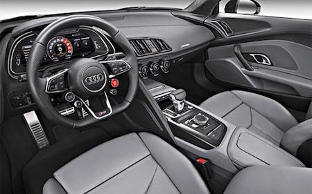 Audi R8 thế hệ thứ 2, lựa chọn của Iron Man - Tony Stark - Ảnh 3