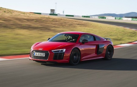 Audi R8 thế hệ thứ 2, lựa chọn của Iron Man - Tony Stark - Ảnh 1