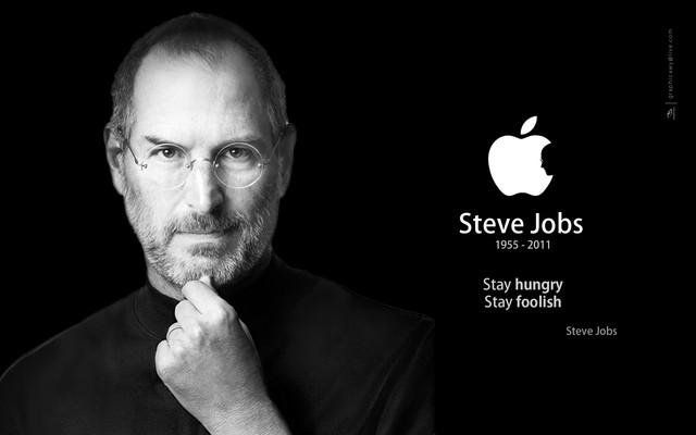 10 sự thật thú vị ít người biết về huyền thoại Steve Jobs  - Ảnh 1