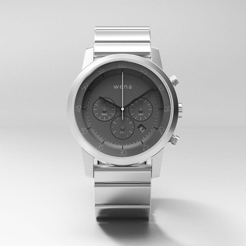 Siêu phẩm mới của Sony: Đồng hồ không màn hình - Ảnh 2