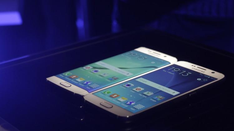 Cuộc so găng giữa 2 siêu phẩm iPhone 6S và Samsung Galaxy S6 - Ảnh 2