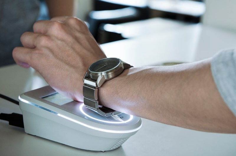 Siêu phẩm mới của Sony: Đồng hồ không màn hình - Ảnh 3