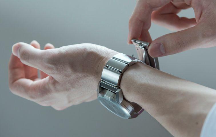 Siêu phẩm mới của Sony: Đồng hồ không màn hình - Ảnh 1