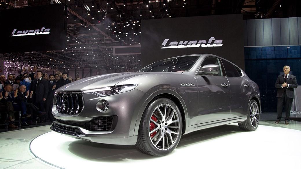 Maserati Levante – Cơn gió từ vùng Địa Trung Hải - Ảnh 1