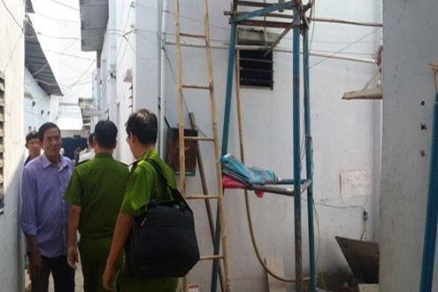 Một chủ nhà trọ tử vong vì bị điện giật khi sửa bồn nước - Ảnh 2