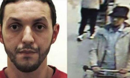 """Nghi phạm khủng bố Brussels thừa nhận là """"người đội mũ"""" - Ảnh 1"""
