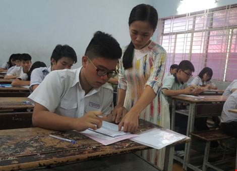 Những điểm mới trong đề thi tuyển sinh lớp 10 tại TP. Hồ Chí Minh - Ảnh 1