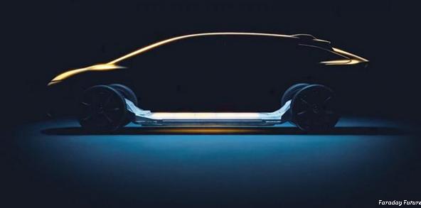 Faraday Future: Đối thủ mới của Tesla - Ảnh 1