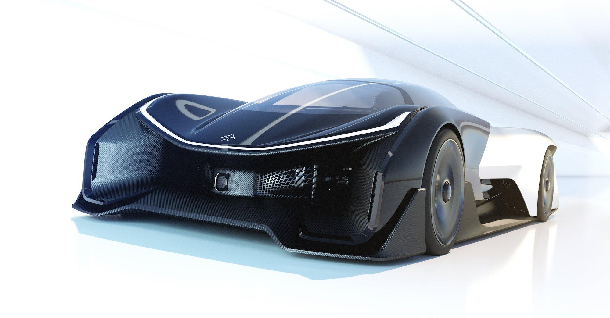 Faraday Future: Đối thủ mới của Tesla - Ảnh 2
