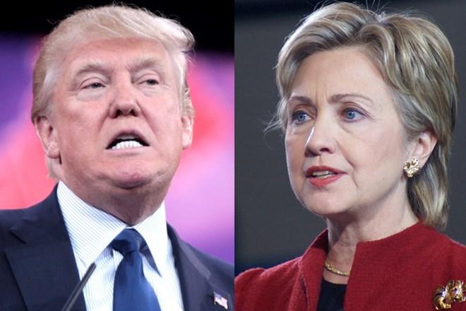 Bầu cử Mỹ: Hillary Clinton và Donald Trump nới rộng khoảng cách - Ảnh 1