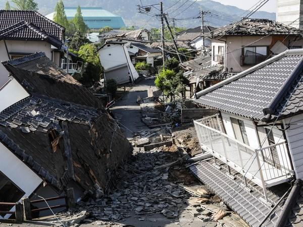 Thêm một trận động đất 6,1 độ richter tại Nhật Bản - Ảnh 1