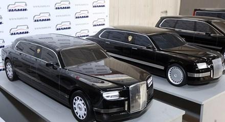 Tổng thống Putin sắp nhận xe ô tô chịu được bom hạt nhân - Ảnh 1