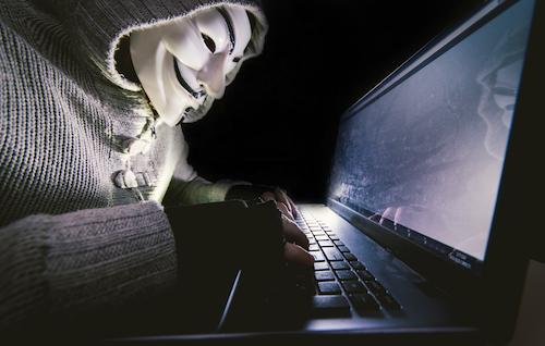 Anonymous tiếp tục tấn công 8 ngân hàng quốc tế - Ảnh 1
