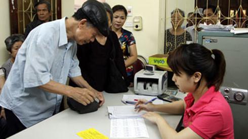 Bộ LĐ - TB & XH đề xuất tăng lương hưu và trợ cấp thêm 8% - Ảnh 1