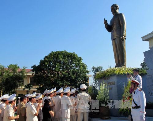 Hoàn thiện quy hoạch Tượng đài Chủ tịch Hồ Chí Minh - Ảnh 1