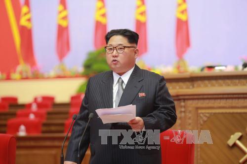 Triều Tiên công bố chiến lược phát triển kinh tế 5 năm - Ảnh 1