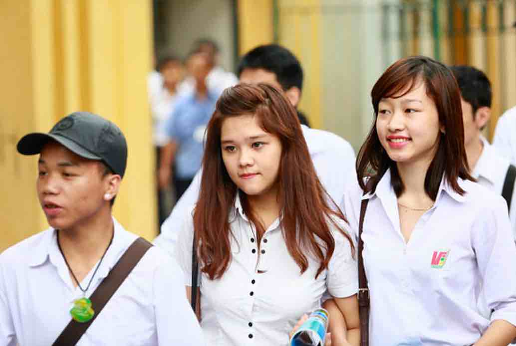 Năm 2016, giảm gần 7.000 thí sinh đăng ký dự thi THPT quốc gia tại Hà Nội - Ảnh 1