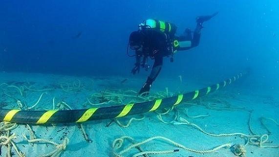 Internet Việt Nam bị chậm 6 ngày vì cáp quang biển AAG bảo trì - Ảnh 1