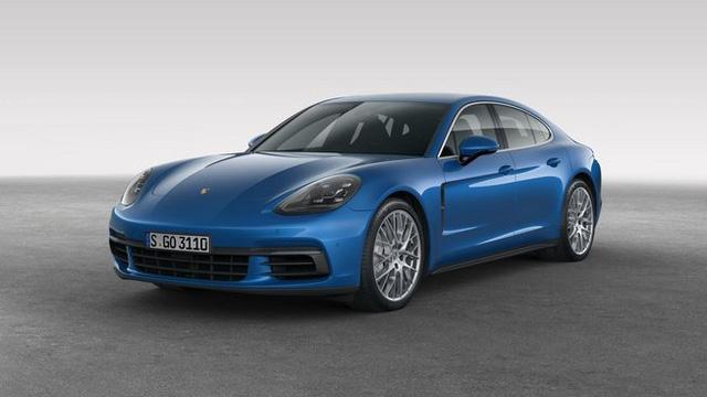 Porsche Panamera thế hệ mới chính thức ra mắt người dùng - Ảnh 1