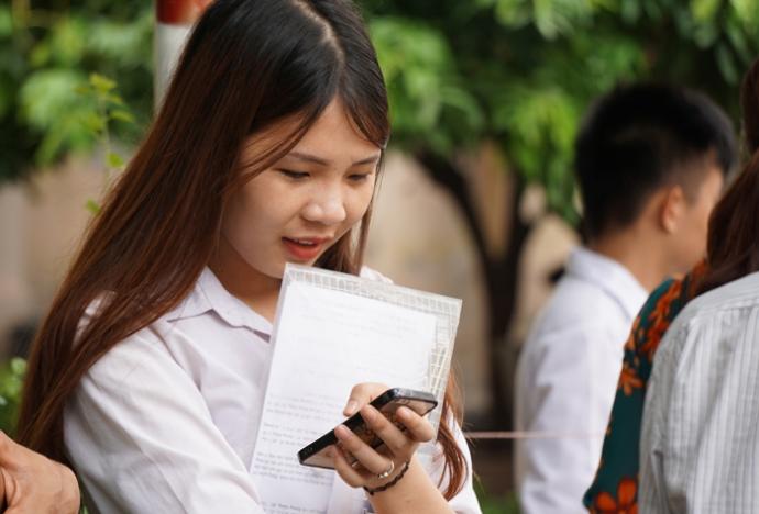 Danh sách các trường công bố điểm thi THPT quốc gia 2016 - Ảnh 1