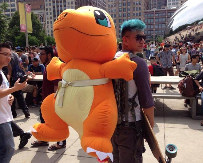 Chơi Pokemon Go bị bắn nhiều phát vì tưởng là trộm - Ảnh 1