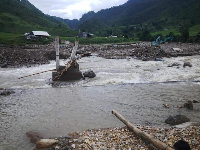 Sập hầm vàng ở Lào Cai: 9 người đã chết, số nạn nhân tăng từng giờ - Ảnh 2