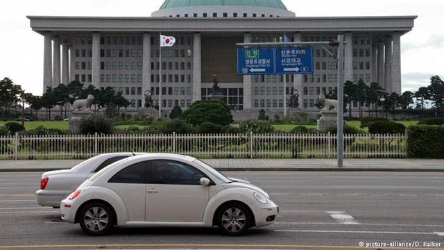 Volkswagen im lặng chấp nhận án phạt tại Hàn Quốc - Ảnh 1