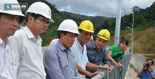 Vỡ ống thủy điện Sông Bung 2: Thứ trưởng Bộ Công Thương kiểm tra hiện trường - Ảnh 1