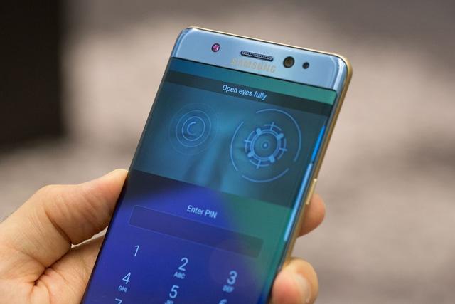 Samsung tung bản cập nhật hạn chế cháy nổ cho Galaxy Note7 - Ảnh 1