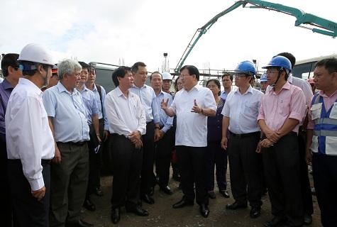 Phó Thủ tướng Trịnh Đình Dũng: Cần hành động ngay để miền Nam không thiếu điện - Ảnh 1