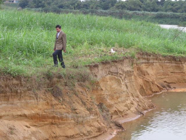 """Thanh Hóa: Sông Chu """"gào thét"""" vì cát tặc đày ải ngày đêm - Ảnh 4"""
