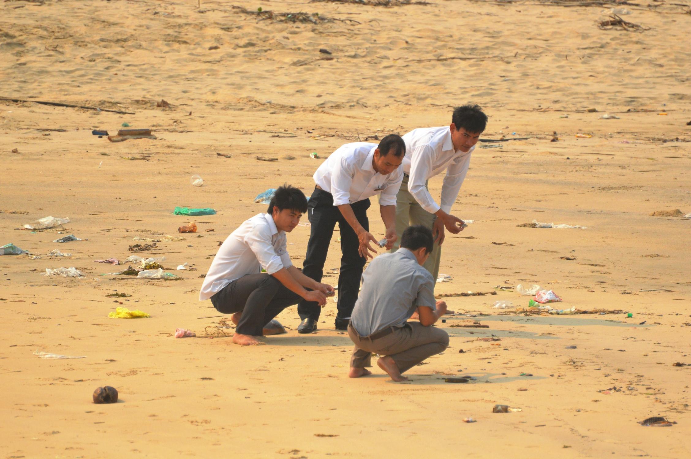 Điều tra nguyên nhân cá chết hàng loạt ở ven biển miền Trung - Ảnh 2