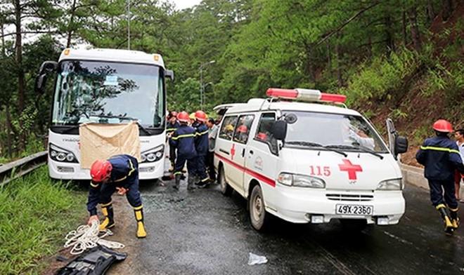 Danh sách nạn nhân trong vụ tai nạn xe khách ở Lâm Đồng - Ảnh 2